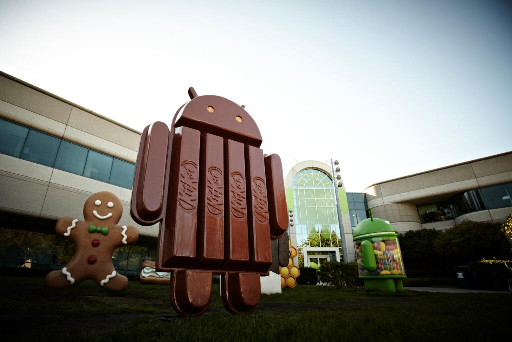 Google Announces the Next Android version – Android 4.4 KitKat