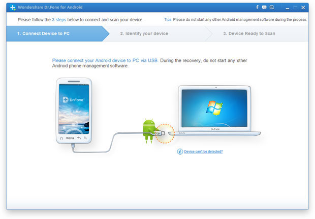 (Review) Wondershare Dr. Fone for Android – Recover All Your Lost Data