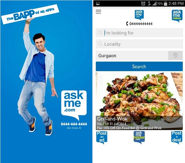 Ask Me App Review – The Baap of All Apps